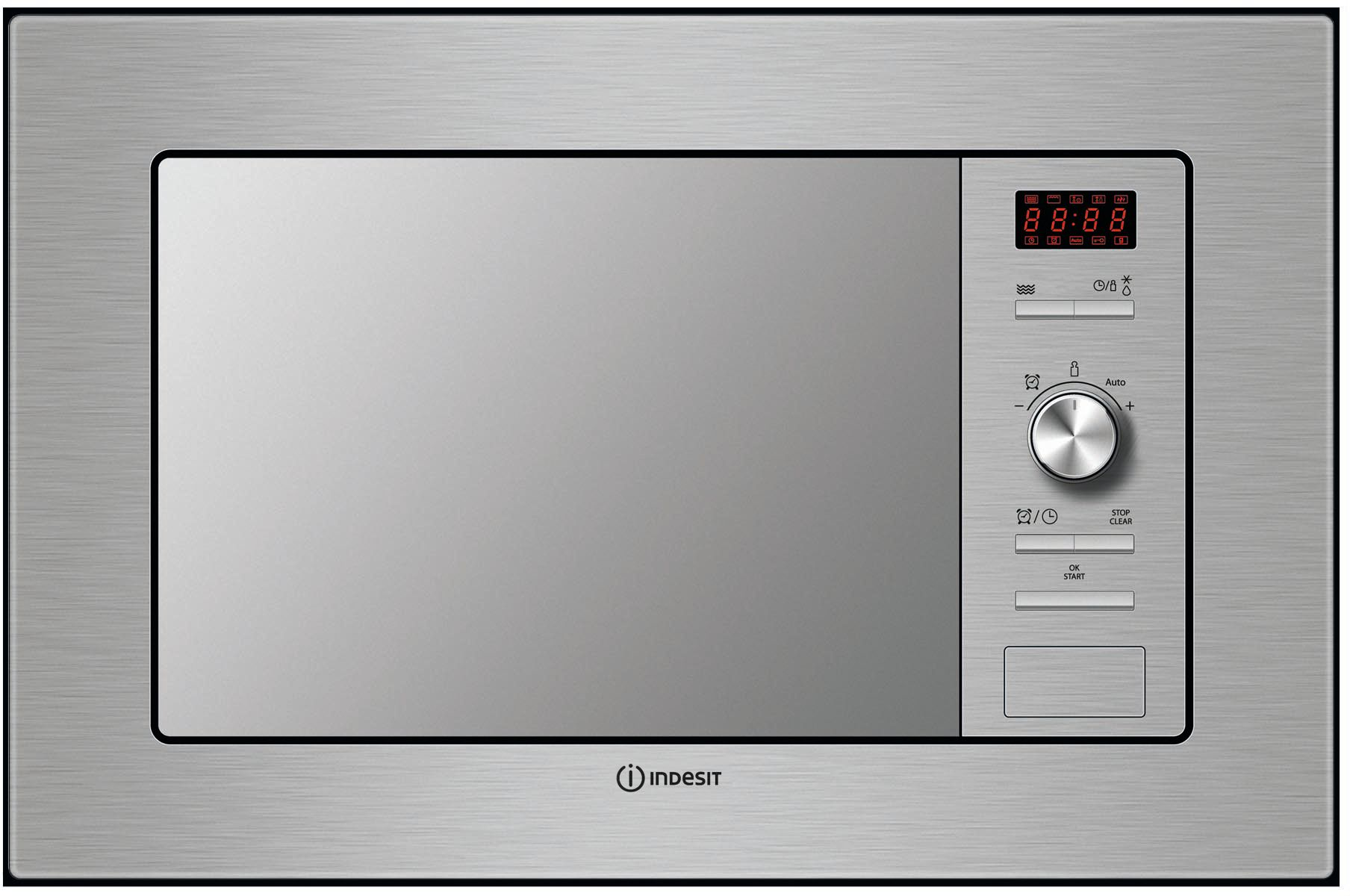 Four micro ondes indesit - Micro onde encastrable porte laterale ...