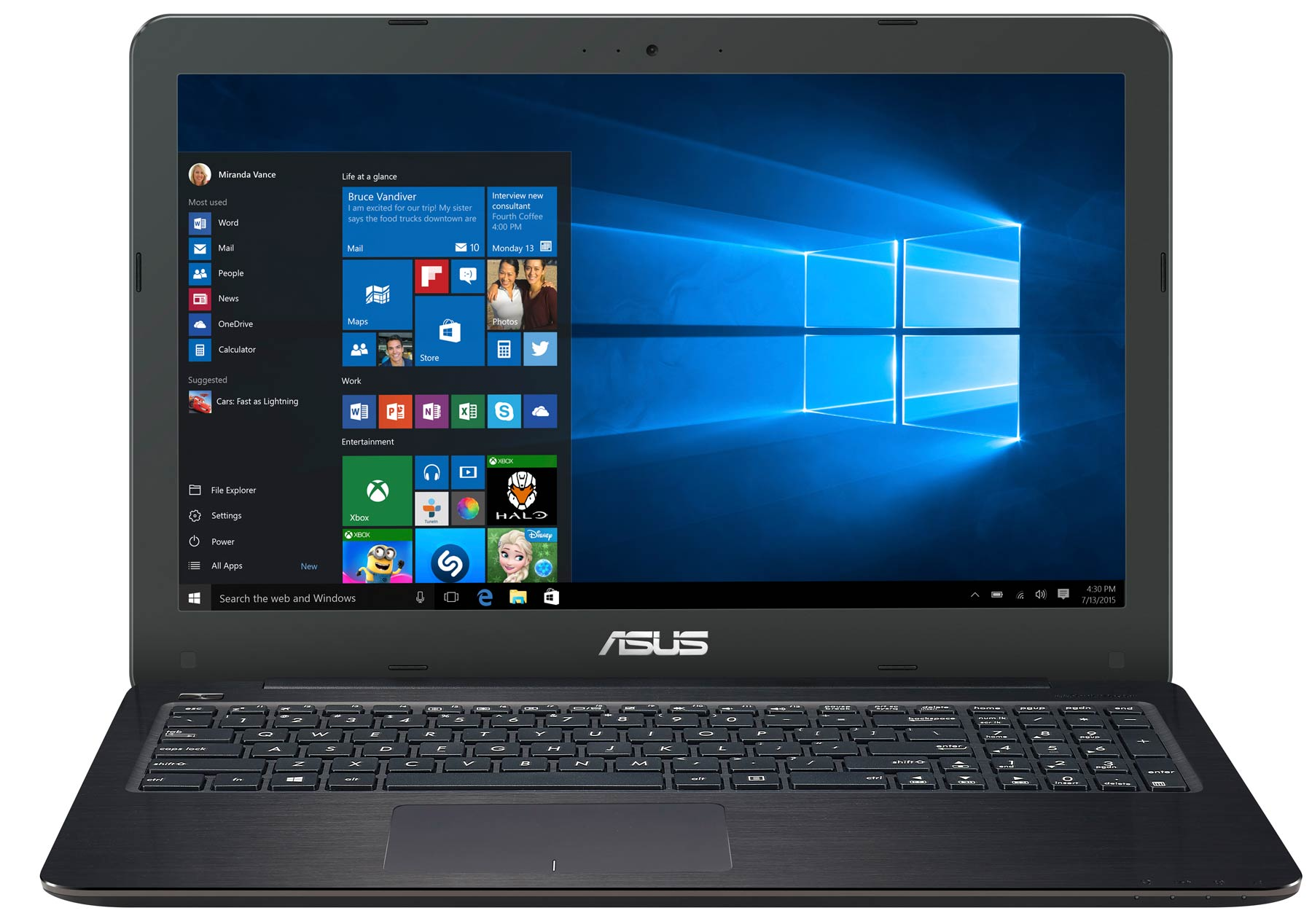 ASUS X556UQXX304T