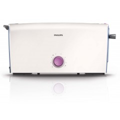 Philips - Viva Collection - HD2611/40 Lavande/Fushia - Fente longue - 1200W