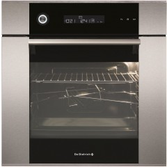DE DIETRICH - Four encastrable Multifonction - Pyrolyse - 60L - Classe A - Encodeur Twin - Inox (DOP1140X)