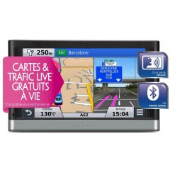 GARMIN - Nüvi 2497 LMT - Advance - Europe 45
