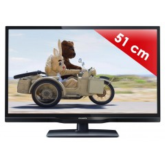 Philips - 20PHH4109/88 - 4000 series - 20 pouces (51cm) - HD TV - 100 Hz PMR
