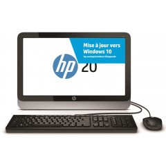 HP - 20-2023 All-in-One Desktop - 19.45 pouces
