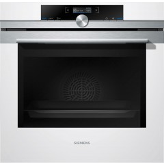 SIEMENS - HB675G5W1F - iQ700 - 71 litres - Pyrolyse - Porte froide