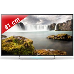 SONY - KDL32W705CBAEP - Edge LED - 32 pouces (82 cm) - HD TV 1080p (Full HD) - 200 Hz - Smart TV - Wi-Fi intégré