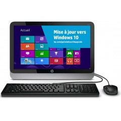 HP -  All-in-One 20-2326 - 19.45 pouces - AMD Dual-Core - 1 To