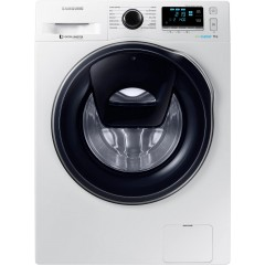 SAMSUNG - AddWash 9Kg - Eco Bubble - 53 dB - WW90K6414QW