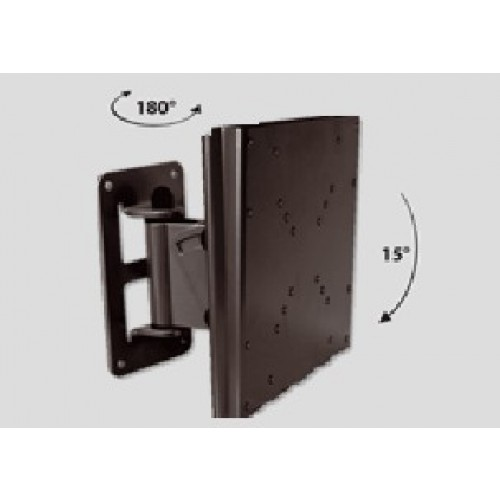 gbs elettronica lcd 201 b accroche et support mural lcd 201 b villatech. Black Bedroom Furniture Sets. Home Design Ideas