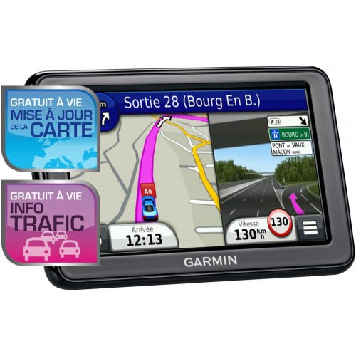 garmin nuvi 2545 lmt gps voiture nuvi 2545 lmt villatech. Black Bedroom Furniture Sets. Home Design Ideas