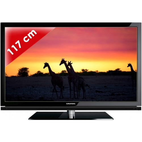 grundig 46 vle 8270 bh tv led de 46 52 pouces 46 vle 8270 bh villatech. Black Bedroom Furniture Sets. Home Design Ideas