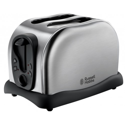 Russell hobbs futura 18662 56 1000 w 2 fentes extra larges grille pain 18662 56 villatech - Grille pain 2 fentes larges ...