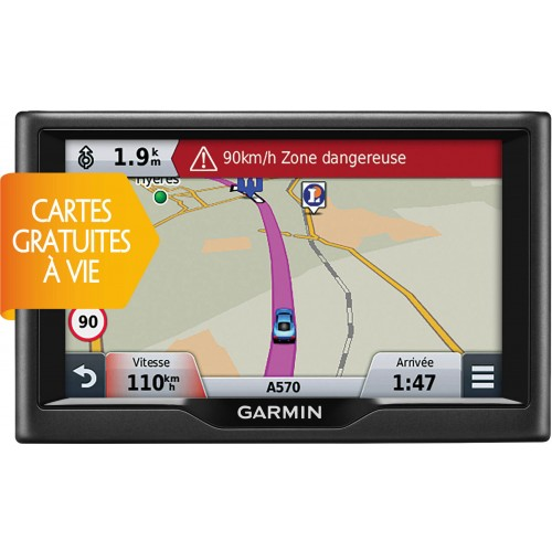 garmin nuvi 67 lm gps voiture nuvi 67 lm villatech. Black Bedroom Furniture Sets. Home Design Ideas