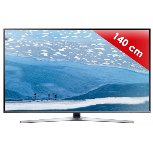 samsung ue55ku6470 55 pouces 140 cm uhd 4k smart tv 1500 hz pqi tv led plus de 52. Black Bedroom Furniture Sets. Home Design Ideas
