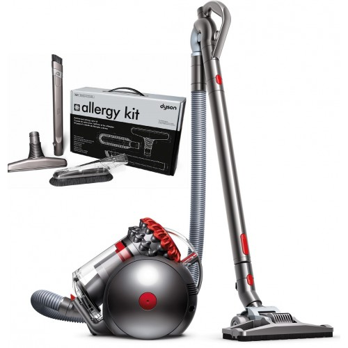 DYSON BIG BALL ALLERGY+KIT ALLERGIES Aspirateur sans sac