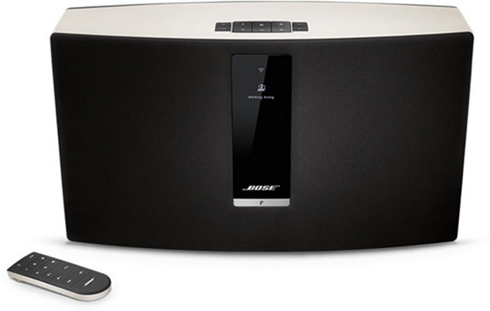 bose syst me audio wi fi soundtouch 30 s rie ii blanc et noir soundtouch 30 ii. Black Bedroom Furniture Sets. Home Design Ideas