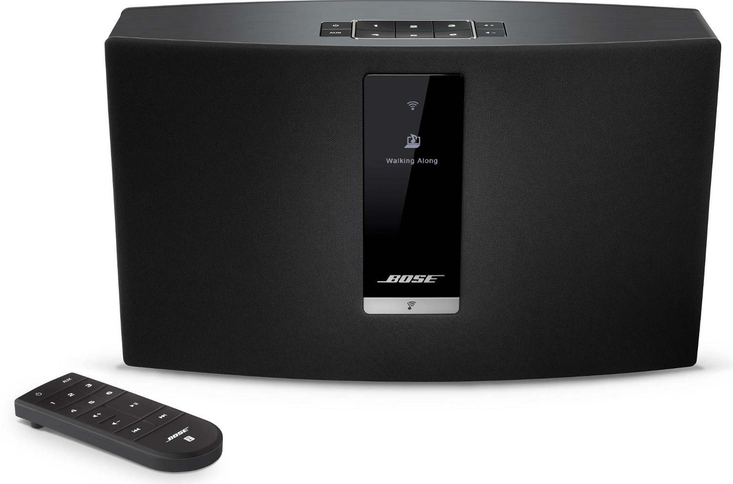 bose syst me audio wi fi soundtouch 30 s rie ii noir soundtouch 30 ii multiroom. Black Bedroom Furniture Sets. Home Design Ideas