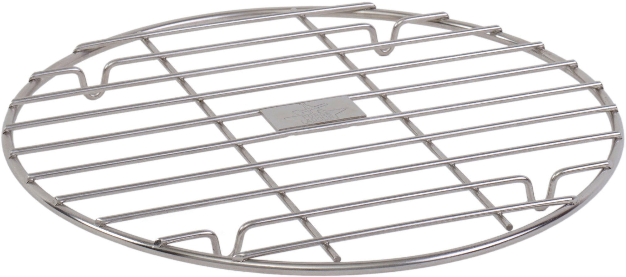 FORGE ADOUR - GRILLE INOX 25 CM