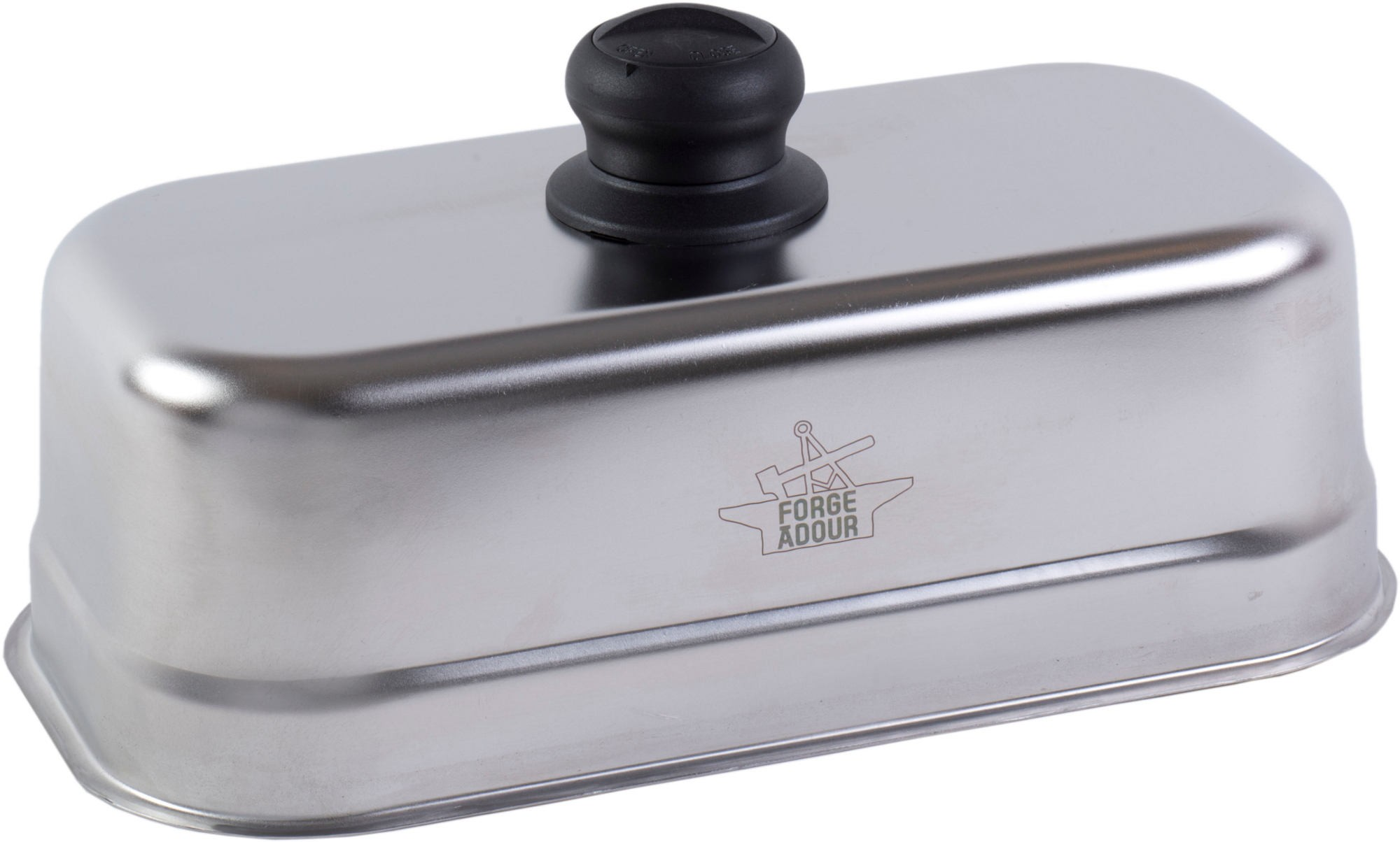 FORGE ADOUR - CUISEUR INOX RECTANG