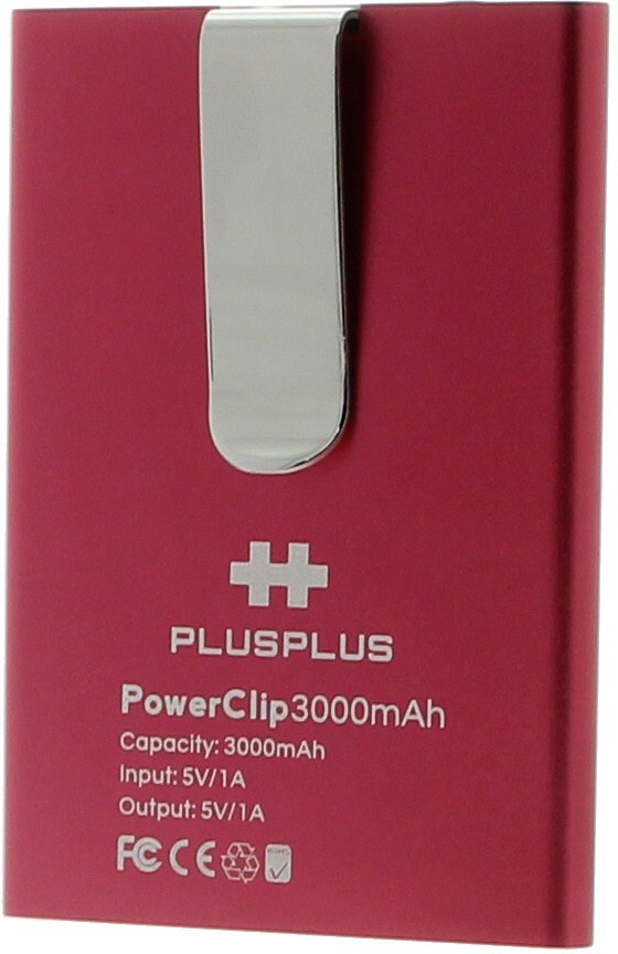 PLUS PLUS - POWERCLIP PK