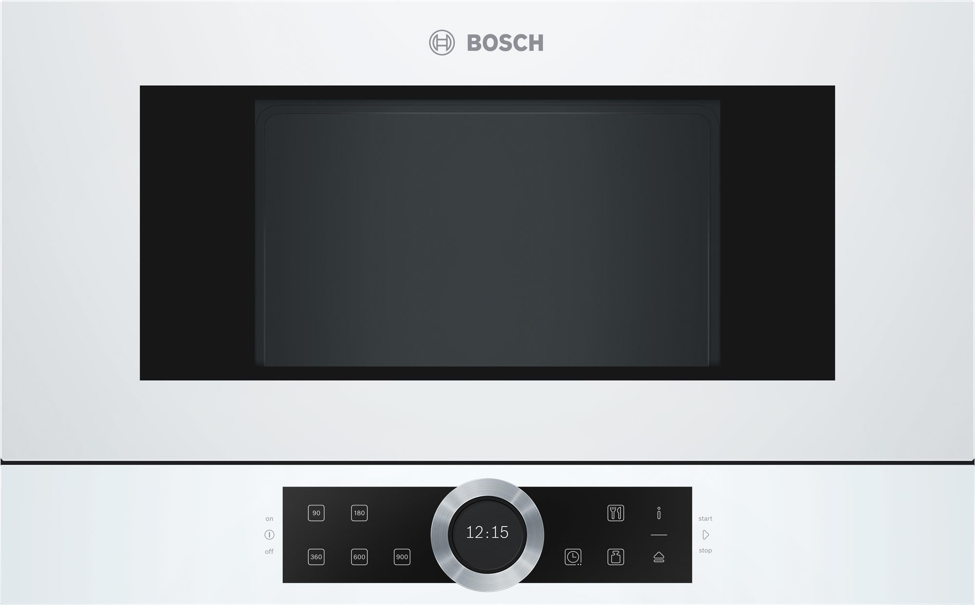 Bosch bfl634gb1 compact-micro-ondes Série 8