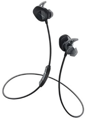 BOSE® - SOUNDSPORT WIRELESS BLACK