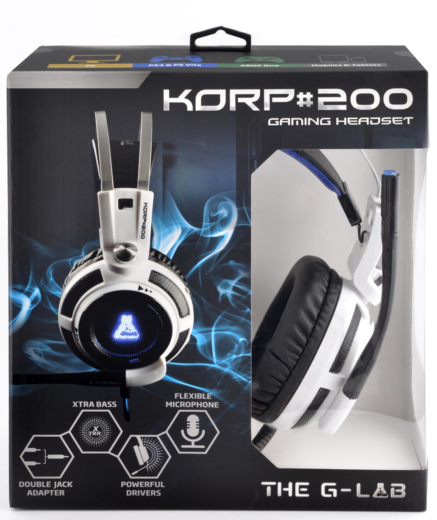 THE G-LAB - KORP 200