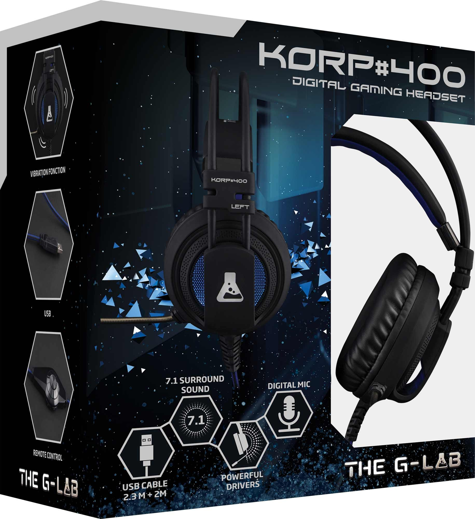 THE G-LAB - KORP 400