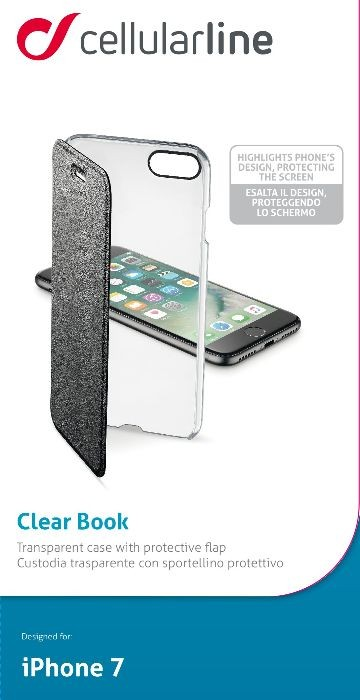 CELLULAR LINE - CLEARBOOKIPH 747 K