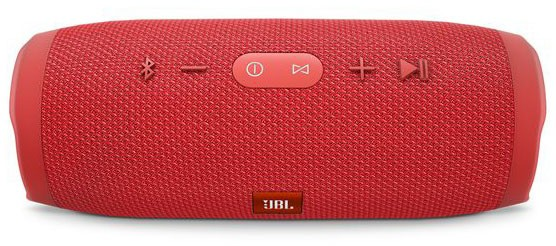 JBL - CHARGE 3 ROUGE