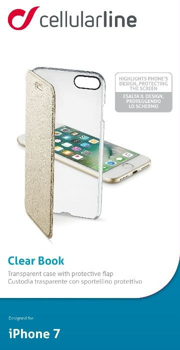 CELLULAR LINE - CLEARBOOKIPH 747 H