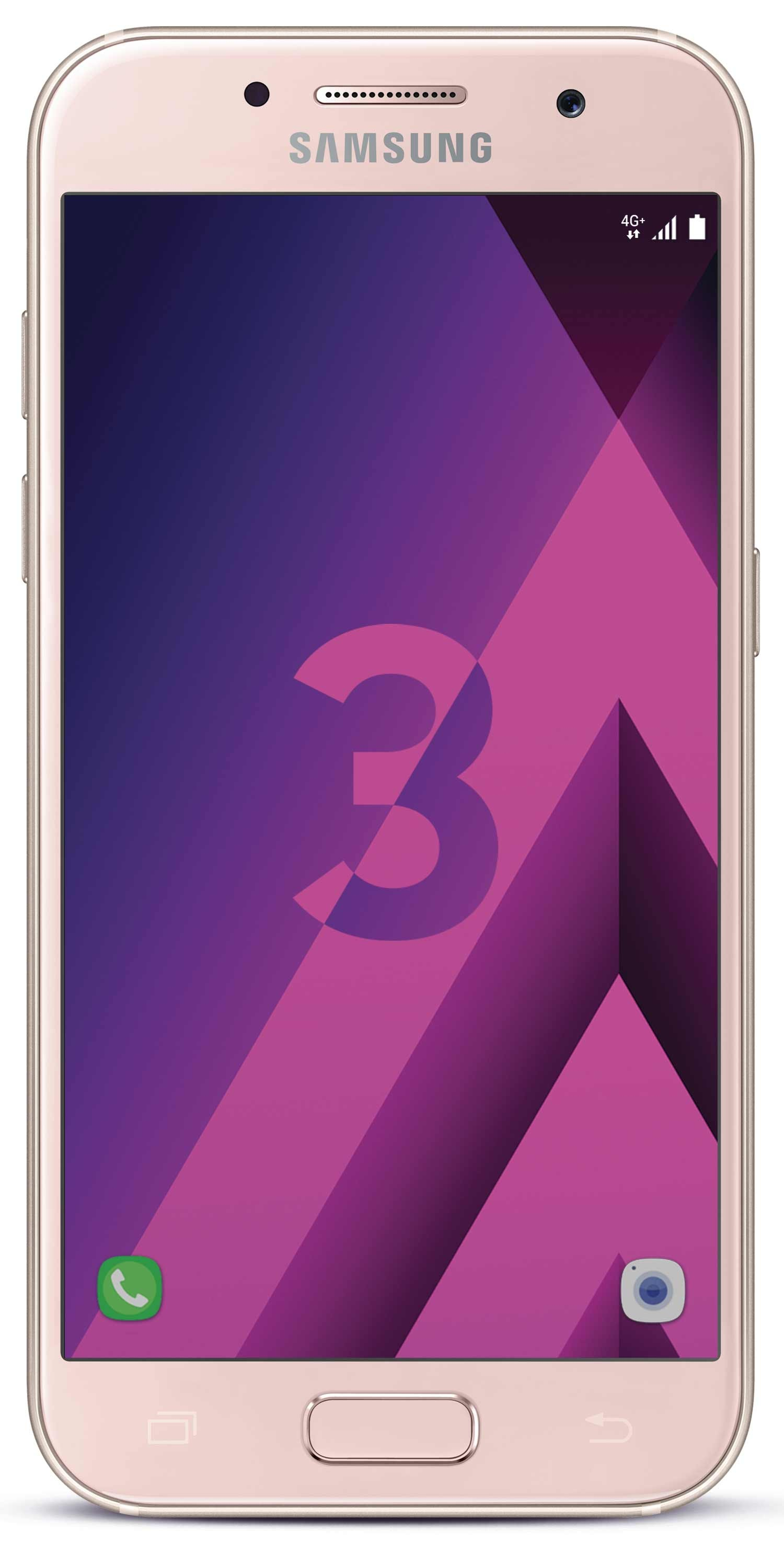 SAMSUNG - GALAXY A 3 ED 17 ROSE