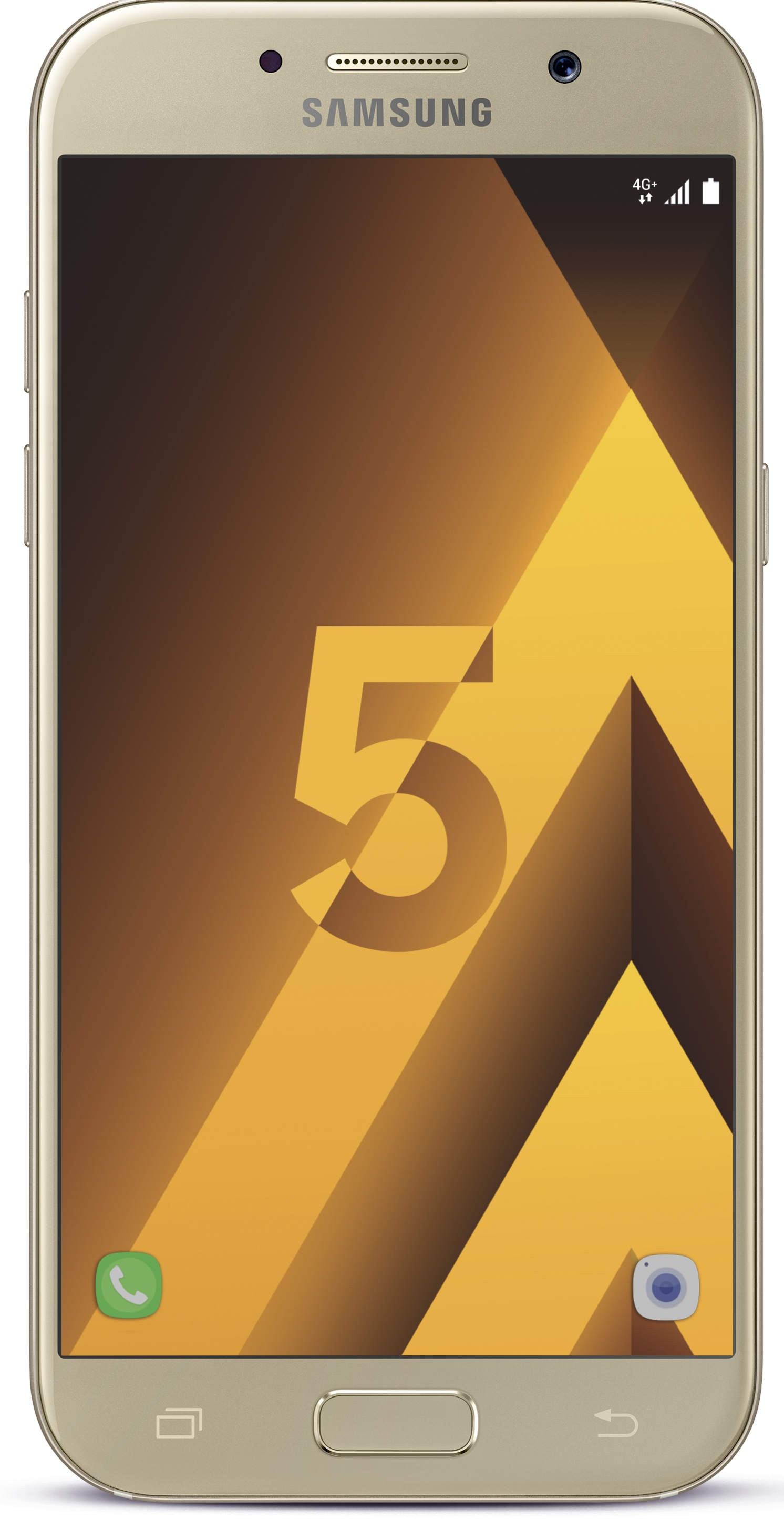 SAMSUNG - GALAXY A 5 ED 17 GOLD