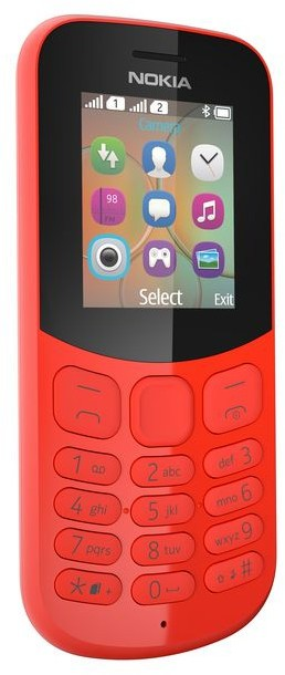 NOKIA - 130 DS ROUGE