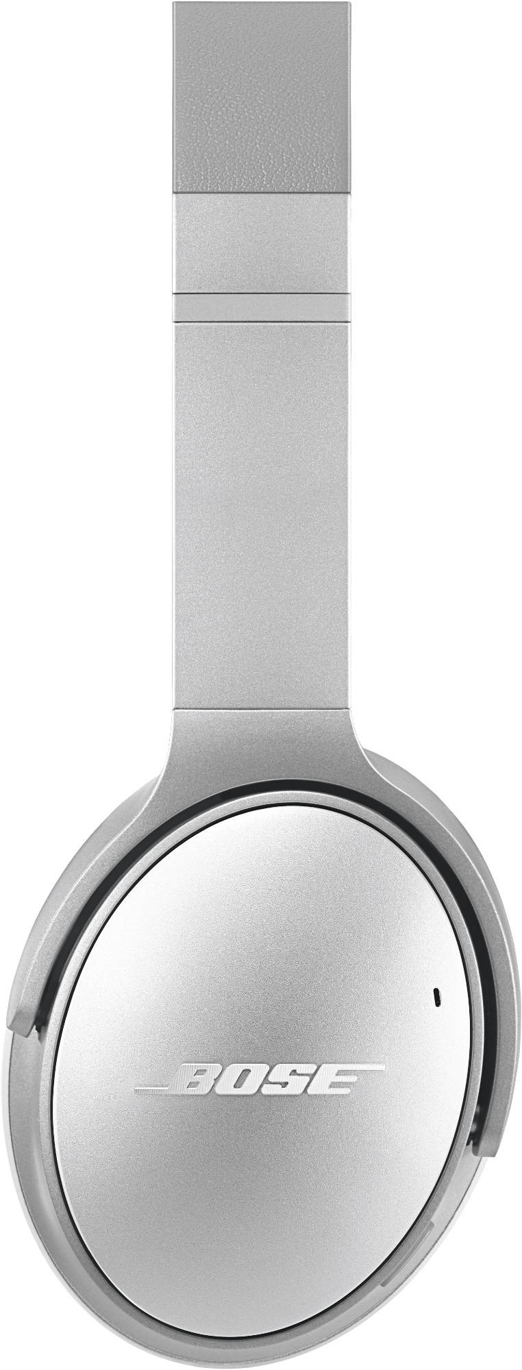 Bose Quietcomfort 35 Ii Silver Casque Sans Fil Quietcomfort 35