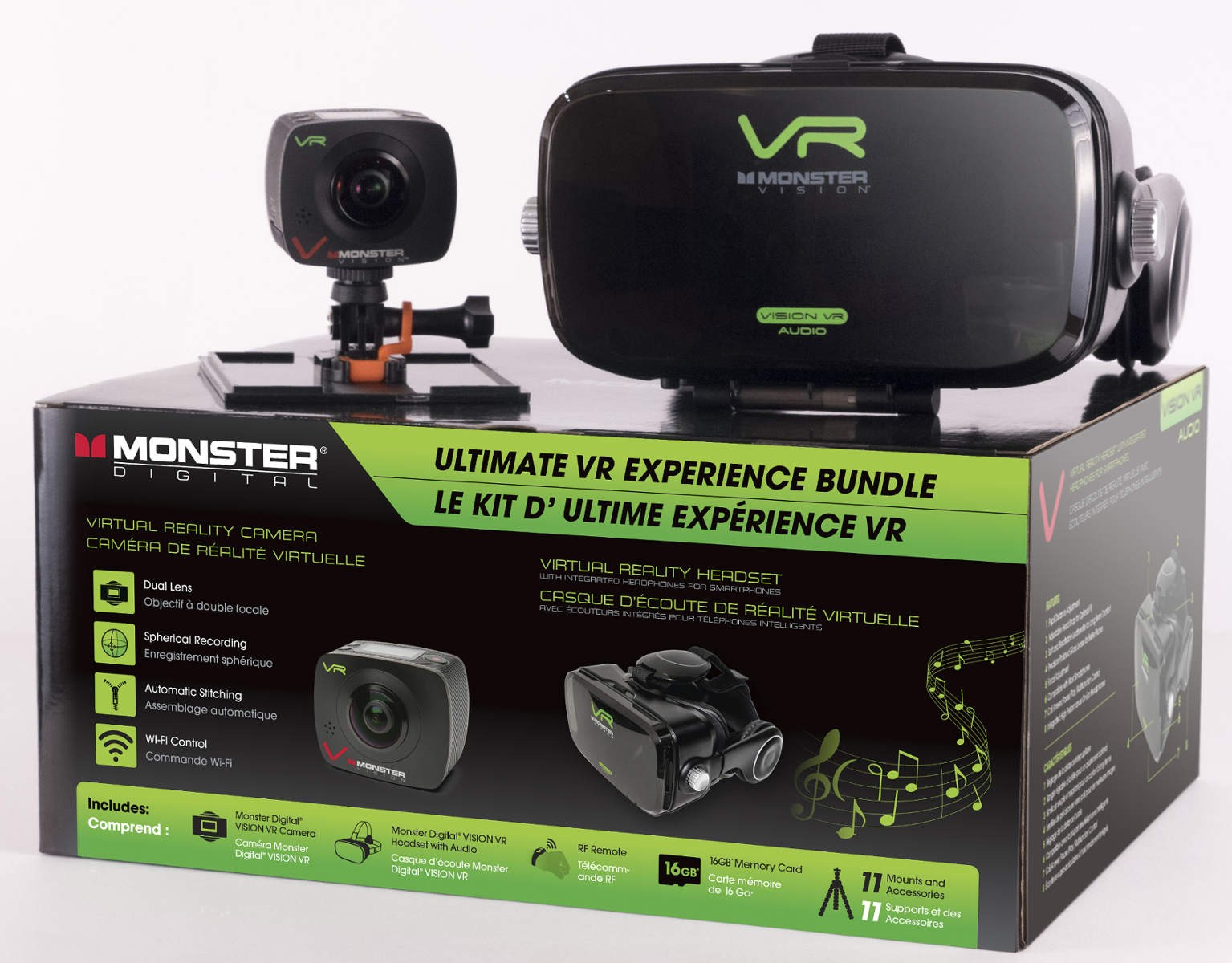MONSTER VISION - 360 VR BUNDLE
