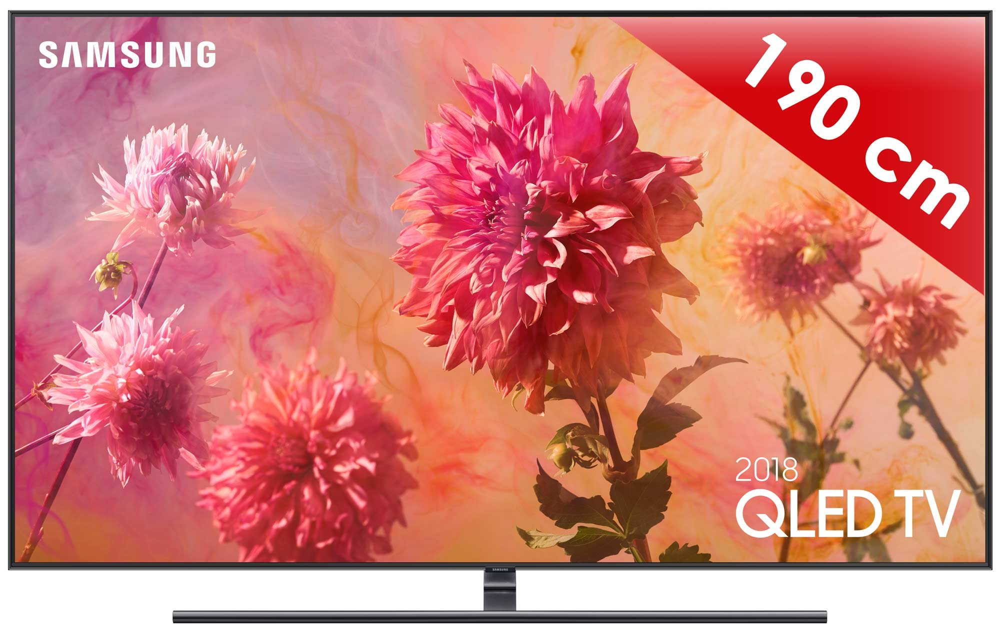 samsung qe75q9fn 75 pouces uhd 4k tv led plus de. Black Bedroom Furniture Sets. Home Design Ideas