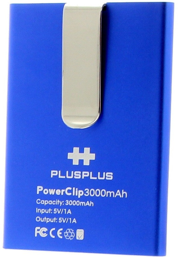 PLUS PLUS - POWERCLIP BL