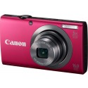 CANON › CANON - PowerShot A 2300 Rouge