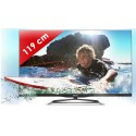 PHILIPS › PHILIPS - 47PFL6907H/12 LED 6000 series - 47 pouces (119 cm) - 400 Hz - HD TV 1080p - Technologie 3D active - Smart TV (TV connectée) - Ambilight Spectra 2