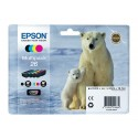 EPSON › EPSON - Multipack Série Ours Polaire - C13T2616