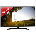 SAMSUNG › SAMSUNG - UE40F6100 Séries 6 Edge LED - 40 pouces (102 cm) - 200 Hz - HD TV 1080p - Technologie 3D active - 2 HDMI - USB