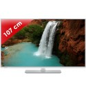 PANASONIC › PANASONIC - TX-L42E6E Edge LED - 42 pouces (107 cm) - 100 Hz - HD TV 1080p - Smart TV (TV connectée) - DLNA + Internet