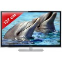 PANASONIC › PANASONIC - TX-P50ST60E Plasma - 50 pouces (127 cm) - 2500 Hz - HD TV 1080p - Technologie 3D active - DLNA + Internet