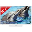 PANASONIC › PANASONIC - TX-L42E6EW Edge LED - 42 pouces (107 cm) - 100 Hz - HD TV 1080p - Smart TV (TV connectée) - DLNA + Internet