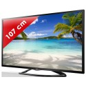 LG › LG - 42LN575S Edge LED - 42 pouces (107 cm) - 100 Hz - HD TV 1080p - Smart TV (TV connectée) - DLNA + Internet