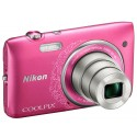 NIKON › COOLPIX S 3500 ROSE