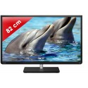 TOSHIBA › Toshiba - 32L4333DF - LED Direct - 32 pouces (82cm) - 100 Hz - HD TV 1080p - Smart TV (TV connectée) - DLNA + Internet