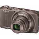 NIKON › COOLPIX S 9500 MARRO