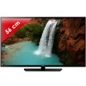 HAIER › HAIER - LE22M600CF - Edge LED - 22 pouces (56 cm) - 100 Hz - HD TV 1080p - 2 HDMI - USB