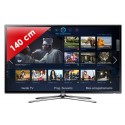 SAMSUNG › SAMSUNG - UE55F6320 Séries 6 Edge LED - 55 pouces (140 cm) - 200 Hz - HD TV 1080p - Technologie 3D active - Smart TV (TV connectée) - DLNA + Internet